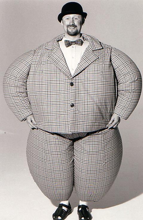 Fat-suit